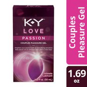 K-y® Personal Lubricant, Love Water-based Lubricant, Personal Lube For Women