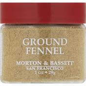 Morton & Bassett Spices Fennel, Ground