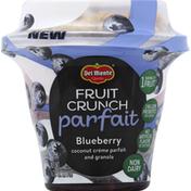 Del Monte Parfait, Fruit Crunch, Blueberry