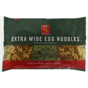 Sunny Select Egg Noodles, Extra Wide
