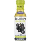 Brianna's Avocado Oil Dressing, Balsamic Vinaigrette, Classic
