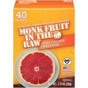 Monk Fruit In The Raw Zero Calorie Sweetener