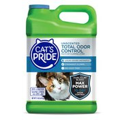 Cat's Pride Max Power Total Odor Control Unscented Clumping Clay Cat Litter