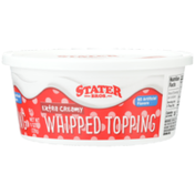 Stater Bros. Markets Extra Creamy Whipped Topping