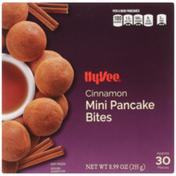 Hy-Vee Cinnamon Mini Pancake Bites