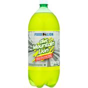 Food Lion Soda,, Calorie Free, Citrus Flavored