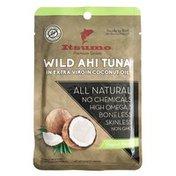 Itsumo Wild Ahi Tuna in Extra Virgin Coconut Oil