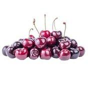 Organic Red Cherries Package