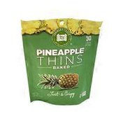 Farmer's Crate Pineapple Thins Baked