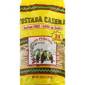 Los Pericos Tostadas, Sodium Free