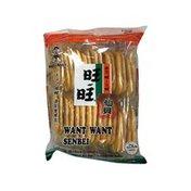 Wantwant Senbei Rice Crackers