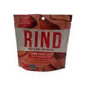 Rind Straw-Peary Blend Skin-on Dried Fruit Snack