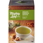 Mighty Leaf Organic Emerald Matcha Tea