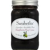 Sarabeth's Spreadable Fruit, Raspberry Key Lime