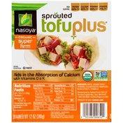 Nasoya TofuPlus Sprouted Organic Super Firm Tofu