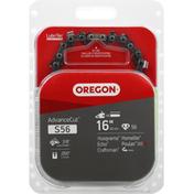 Oregon Saw Chain, S56, 16 Inches
