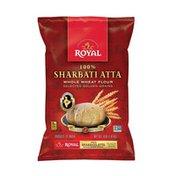 Royal Sharbati Atta 100% Whole Wheat Flour