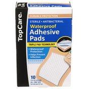 TopCare Plastic TanWaterproof Adhesive Pads 2x3