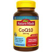 Nature Made CoQ10 100 mg Softgels