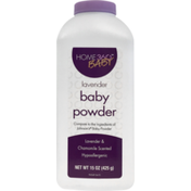 Home 360 Baby Powder Lavender