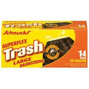 Schnucks Large 30 Gal Trash Bag