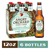 Angry Orchard Easy Apple Hard Cider, Spiked