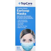 TopCare Masks, Earloop