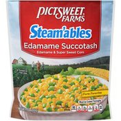 Pictsweet Farms Steam'ables Farm Favorites Succotash Edamame