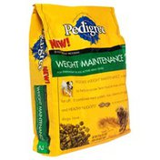 Pedigree Food for Adult Dogs, Step 2-Weight Maintenance