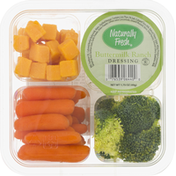 SB Snack Pack, Vegetables, Cheese & Dip