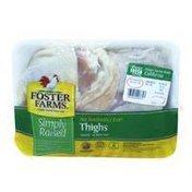 Foster Farms Free Range Chicken Thighs