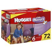 Huggies Diapers, Size 6 (Over 35 Lb), Disney Winnie the Pooh