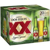 Dos Equis Lager Mexican Beer
