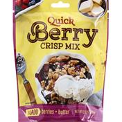 Just ADD Crisp Mix, Berry, Quick