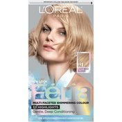 Feria Multi-Faceted Shimmering Permanent Hair Color, Champagne Cocktail