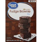 Great Value Fudge Brownie Mix