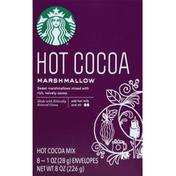 Starbucks Hot Cocoa Mix, Marshmallow