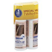 Clairol Color Refreshing Spray, Root Touch-Up, Temporary 1, Twin-Pack