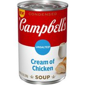 Campbell's® Condensed Unsalted Cream of Chicken Soup
