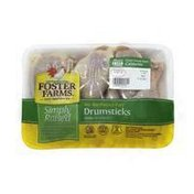 Foster Farms Fresh And Natural Chicken Drumsticks Value Pack