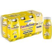 DanActive Probiotic Dailies Vanilla Dairy Drink