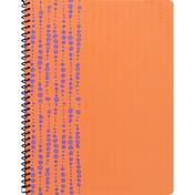 Top Flight 1 Subject Notebook Wide Rule - 60 Sheets