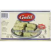 Galil Stuffed Cabbage, Homemade Style