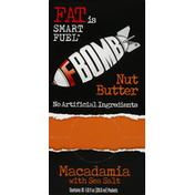 Fbomb Nut Butter, Macadamia with Sea Salt