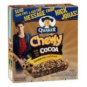 Quaker Chocolate Chip Cookie Dough Granola Bars - 8 CT