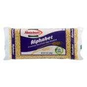Manischewitz Premium Enriched Egg Noodles Alphabet
