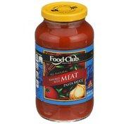 Food Club Pasta Sauce