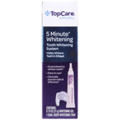 TopCare 5 Minute Tooth Whitening System Gel