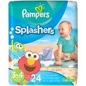 Pampers Splashers Swim Diapers