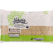 Nature's Promise Brown Rice, Long Grain